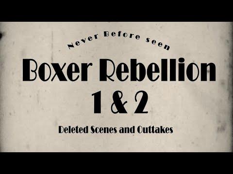 The Boxer Rebellion Outtakes