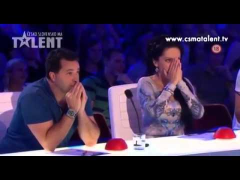 Bir Khalsa Group  Cesko Slovensko ma talent 2012