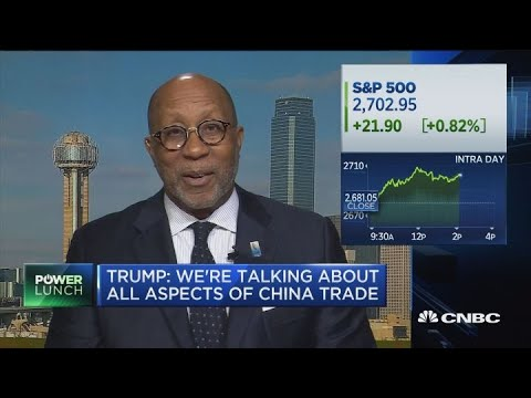 China sending vice premier a good sign: Fmr. US trade rep. Mp3