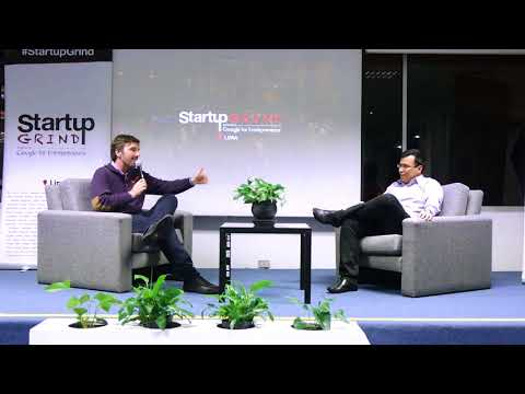 Startup Grind Lima Hosts Facundo Turconi (Solven)
