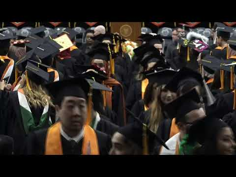 UT Dallas Commencement - School Of A&H, BBS, Interdisciplinary Studies | Fall 2019 - Livecast