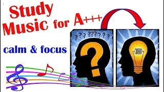 Study Music | how to concentrate for study | Music for Study, Focus | Alpha Beta Waves | 考試攻略 | 學習音樂
