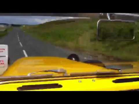 Honda Blackbird Engined Kit Car 0 60 Formula 27 Bec Youtube