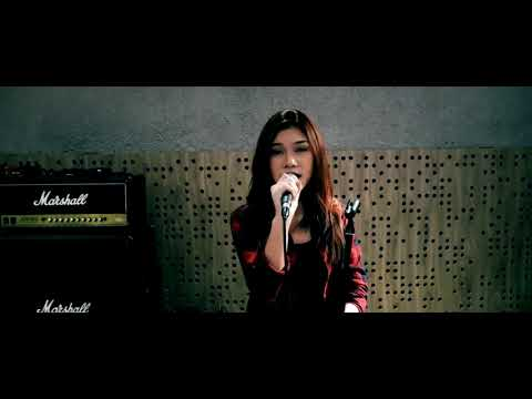 Akad Cover   Versi ROCK   Payung Teduh by Jeje GuitarAddict ft Shella Ikhfa