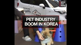 [DNA] Growth in the pet industry continues with unique pet related services popping up...