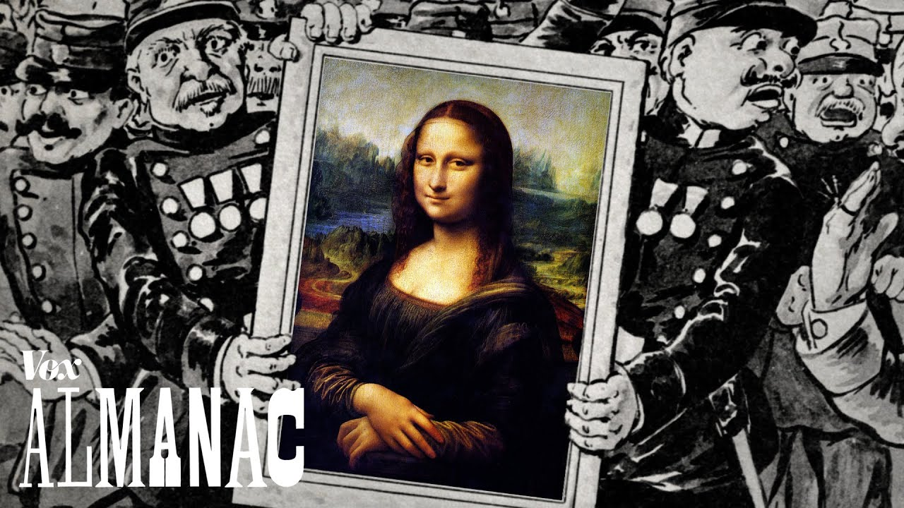 how the mona lisa became so overrated youtube