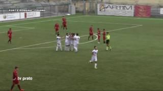 Porta Romana-Foiano 4-0 Eccellenza Girone B