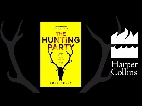 The Hunting Party By Lucy Foley | #FirstChapterFridays