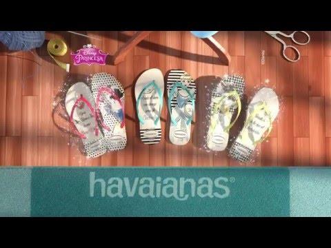 Havaianas Princesas ...