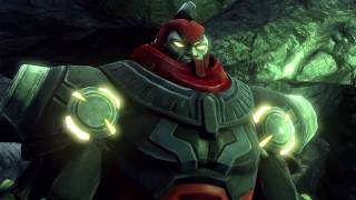 Green Lantern: Rise of the Manhunters Debut Gameplay trailer [official]