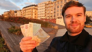 HOW EXPENSIVE IS ISTANBUL, TURKEY? 🇹🇷 A DAY OF BUDGET TRAVEL