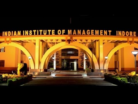 """We're excited to be at IIM Indore"""