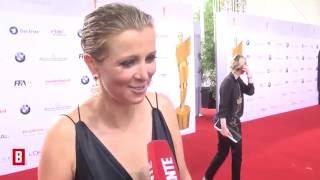 Nina Eichinger -Zerreißprobe vor der Geburt!  - BUNTE TV