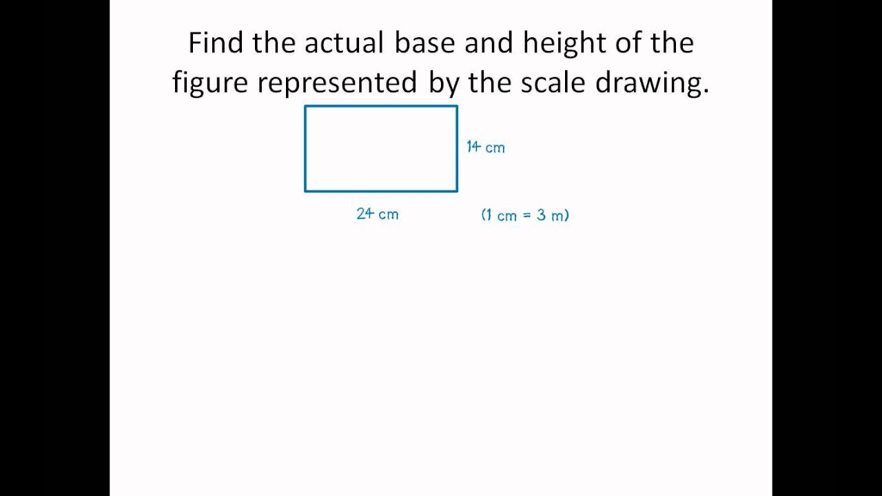 Draw A Diagram Word Problems Volkswagen Jetta Engine Math Scale Drawing Worksheets Similar Figures