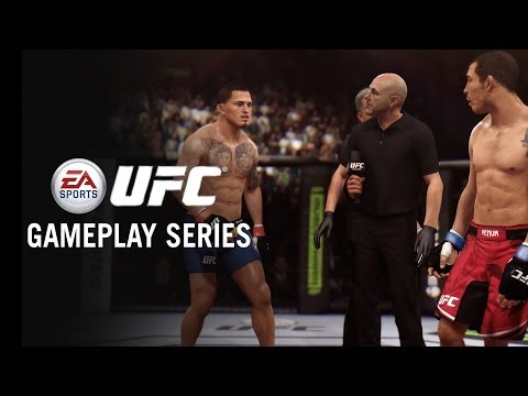 ea-sports-ufc-gameplay-series---jose-aldo-vs.-anthony-pettis