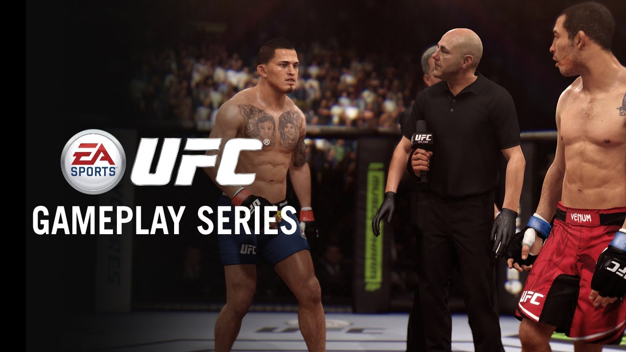 EA SPORTS UFC Gameplay Series - Jose Aldo vs. Anthony ...