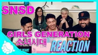 Non-Kpop Fans REACT to SNSD GIRLS GENERATION (소녀시대) - GEE  and LION HEART!! - Stafaband