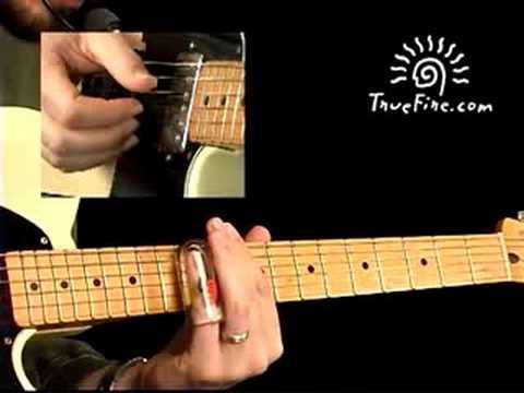 slide guitar lesson shuffle in the key of d rhythm guitar part 2 david hamburger youtube. Black Bedroom Furniture Sets. Home Design Ideas