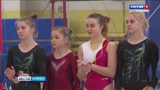 Чемпионат ЦФО по спортивной гимнастике в Брянске