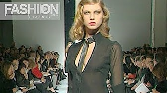 STRENESSE Fall 2000/2001 Milan - Fashion Channel