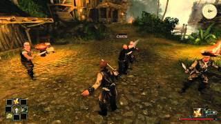 Risen 2 Gameplay Video 04
