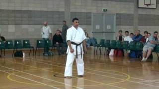 Seido Karate (Lower Hutt Dojo) Tsuki-no and Gekisai-dai