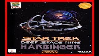 "Star Trek - Deep Space Nine - Harbinger 1995 PC ""Deutsch/German"""