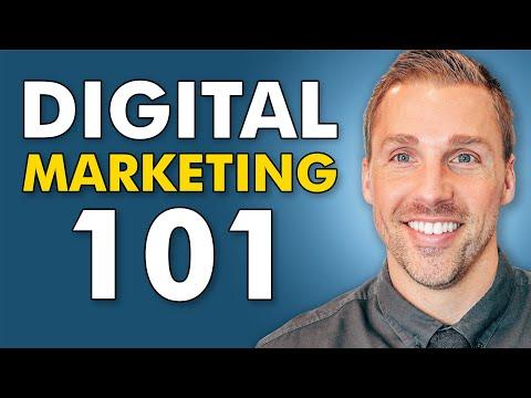 Digital Marketing for Beginners: 5 Strategies That Work | Adam Erhart
