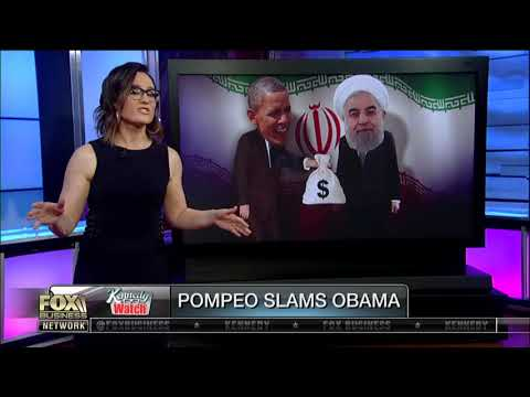 Pompeo essentially apologized for Obama's two-term apology tour: Kennedy