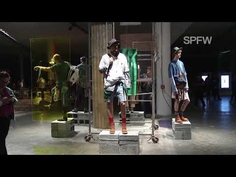 Reserva Spring Summer 2018 Sao Paulo Fashion Week