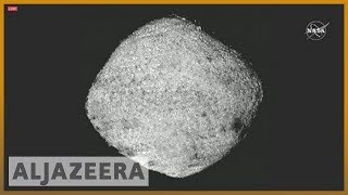 🚀After 130 million km space journey, NASA craft reaches ancient asteroid | Al Jazeera English