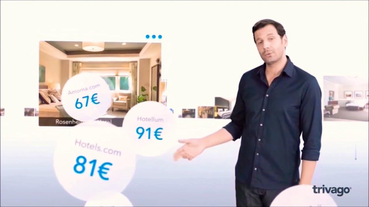 Trivago Werbung Winter 2016 - YouTube