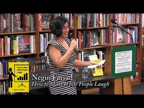 """Negin Farsad, """"How to Make White People Laugh"""""""