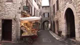 Vence, in Provence, France