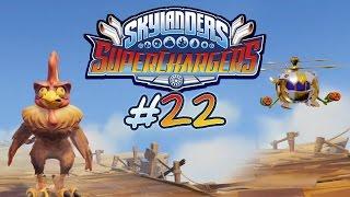 Was ein Riesen-Gockel! • Skylanders: SuperChargers #22 ★ Let