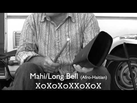 how to make a cowbell pattern