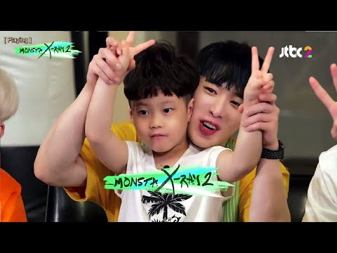 ENG  INDO  ESP  POR SUB MONSTA X RAY Season 2 Episode 7