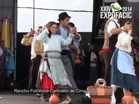 Rancho Folclórico Corticeiro de Cima - EXPOFACIC 2014