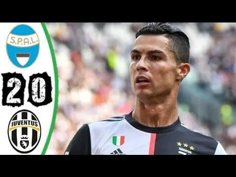 اهداف مباراة يوفنتوس وتألق رونالدو بهدف عالمى - YouTube