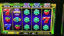 🔴 LIVE CASINO SLOT MACHINE PLAY - Jackpot BONUS Free GAMES + BIG WINS = FUN!