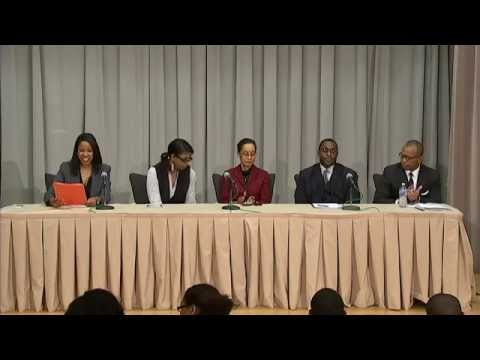 Careers in the Foreign Service - HBCU Panel Discussion