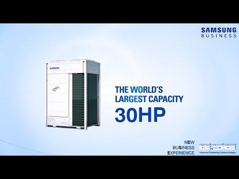 SAMSUNG Brand New 2016 DVM-S (VRF) 30HP ~ Redefining System A/C Standards [by ESE]