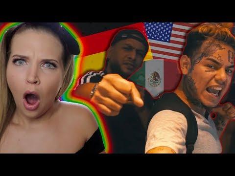 6IX9INE HAS A NEW SOUND?!! | GRiNGO x 6IX9INE - ZKITTLEZ | AMERICAN REACTS