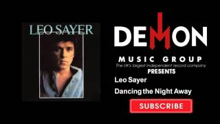Leo Sayer Dancing The Night Away