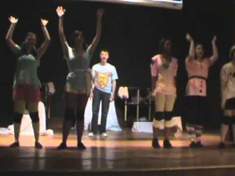 GYP's Godspell: Save the People
