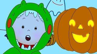 Kaapo Suomeksi | Uudet kokonaiset Kaapo-jaksot HD | Kaapo ja Halloween | Uusi Kaapo-spesiaali