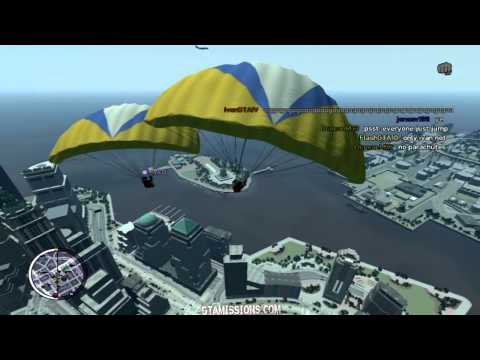 GTA IV: TBoGT - PC - Online Multiplayer - Various Game Modes @ BGF Event!