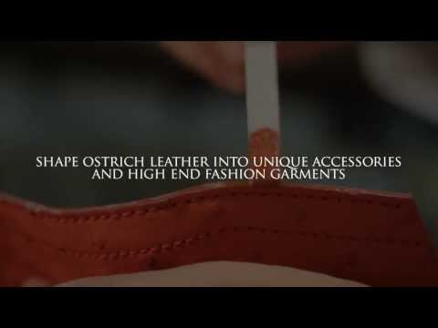 KKI Leather Ostrich Leather History