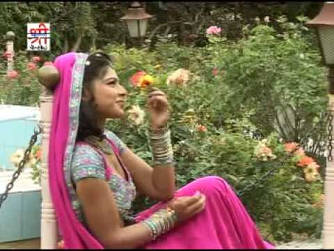 rajasthani song by om 'raste raste chalti banasa'