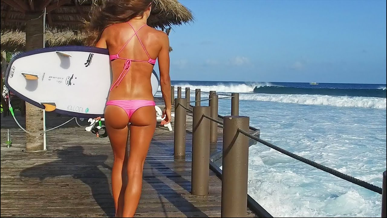 Bikini surf board opinion